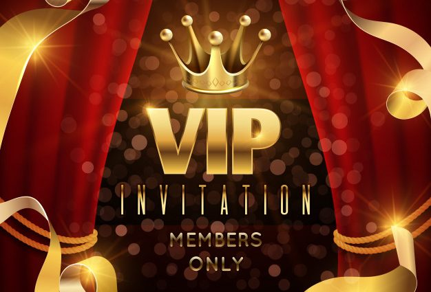 VIP medlemsside manualen
